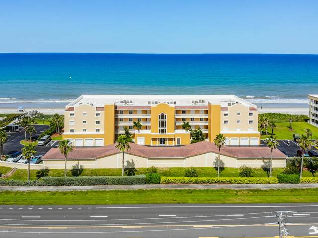 1791 Highway A1a #1204, Indian Harbour Beach, FL 32937 (MLS #878896) :: Blue Marlin Real Estate