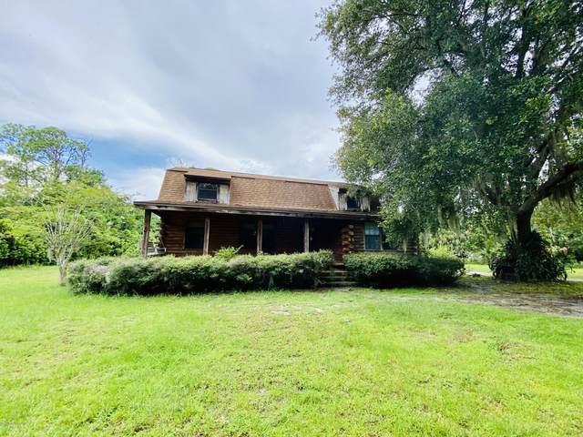 730 E Crisafulli Road, Merritt Island, FL 32953 (MLS #878982) :: Premium Properties Real Estate Services