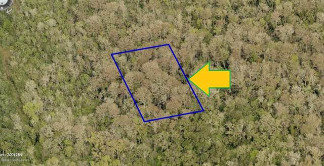 0000 No Access - Spanks Street, Mims, FL 32754 (MLS #879003) :: Premier Home Experts