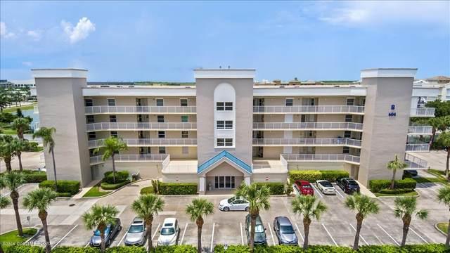 604 Shorewood Drive #201, Cape Canaveral, FL 32920 (MLS #879013) :: Premium Properties Real Estate Services
