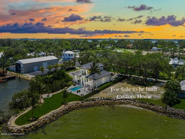 1300 S Banana River Drive, Merritt Island, FL 32952 (MLS #879025) :: Blue Marlin Real Estate