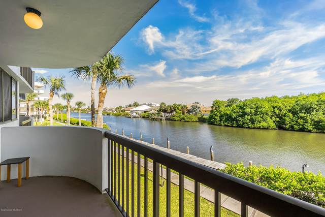 300 Columbia Drive 203-1, Cape Canaveral, FL 32920 (MLS #879054) :: Blue Marlin Real Estate