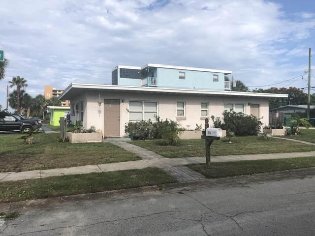 7554 Magnolia Avenue, Cape Canaveral, FL 32920 (MLS #879095) :: Engel & Voelkers Melbourne Central