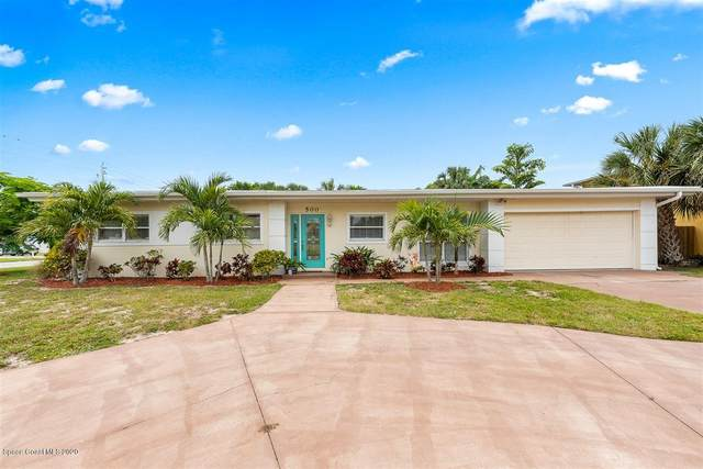 500 S Ramona Avenue, Indialantic, FL 32903 (MLS #879112) :: Blue Marlin Real Estate