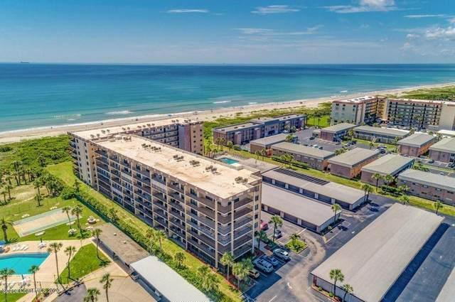 3170 N Atlantic Avenue #205, Cocoa Beach, FL 32931 (MLS #879131) :: Premium Properties Real Estate Services
