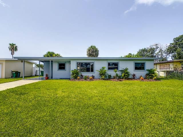363 Angelo Lane, Cocoa Beach, FL 32931 (MLS #879143) :: Blue Marlin Real Estate
