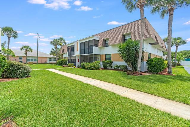 2700 N Highway A1a 8-102, Indialantic, FL 32903 (MLS #879147) :: Blue Marlin Real Estate