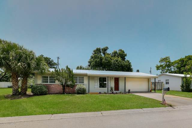 1207 Cheyenne Drive, Indian Harbour Beach, FL 32937 (MLS #879187) :: Armel Real Estate