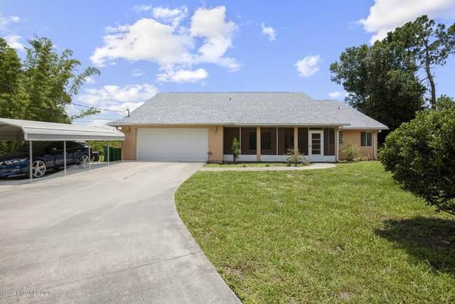 3921 Grapehill Street, Cocoa, FL 32926 (MLS #879200) :: Blue Marlin Real Estate