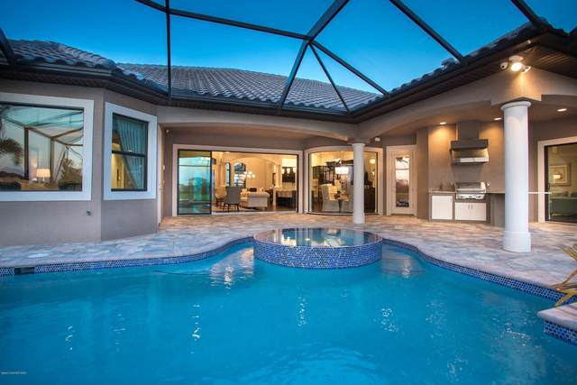 8500 Serrano Circle, Melbourne, FL 32940 (MLS #879244) :: Blue Marlin Real Estate