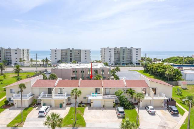 141 Christine Drive, Satellite Beach, FL 32937 (MLS #879246) :: Armel Real Estate