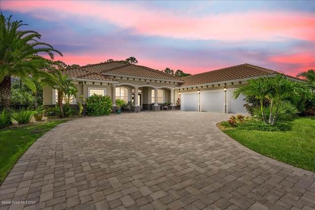 4427 Preservation Circle, Melbourne, FL 32934 (MLS #879276) :: Blue Marlin Real Estate