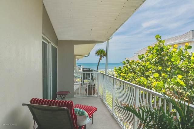 2625 S Atlantic Avenue #16, Cocoa Beach, FL 32931 (MLS #879300) :: Premium Properties Real Estate Services