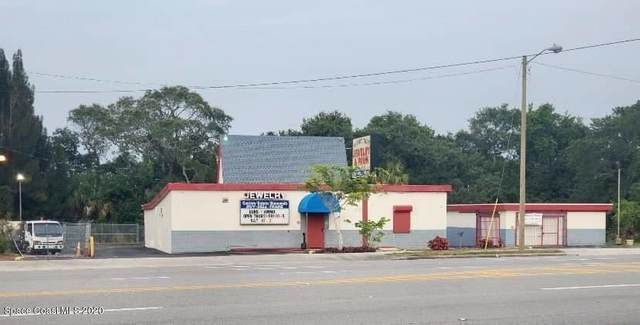 2527 S Harbor City Boulevard, Melbourne, FL 32901 (MLS #879310) :: Blue Marlin Real Estate