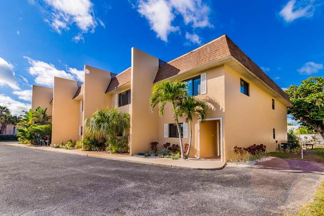 1606 Atlantic Street #5, Melbourne Beach, FL 32951 (MLS #879347) :: Premium Properties Real Estate Services