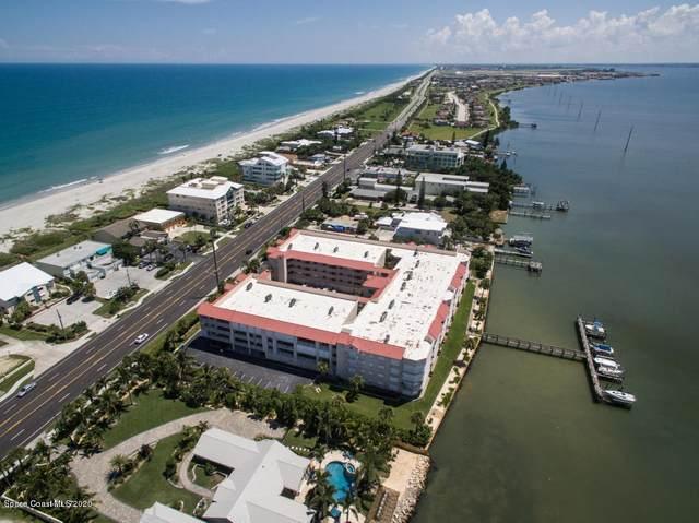 3360 S Atlantic Avenue #301, Cocoa Beach, FL 32931 (MLS #879351) :: Engel & Voelkers Melbourne Central