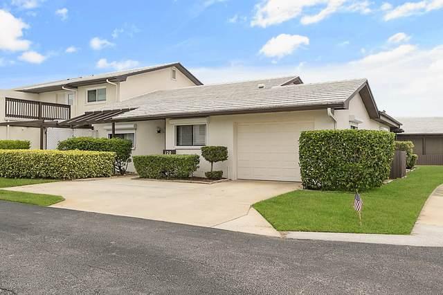 120 Skyline Boulevard, Satellite Beach, FL 32937 (MLS #879379) :: Armel Real Estate