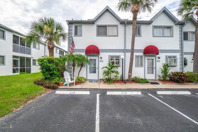 228 Seaport Boulevard, Cape Canaveral, FL 32920 (MLS #879384) :: Premium Properties Real Estate Services