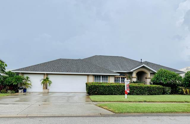 130 Martesia Way, Indian Harbour Beach, FL 32937 (MLS #879402) :: Armel Real Estate