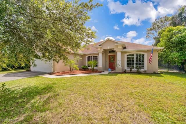 561 Borraclough Avenue NW, Palm Bay, FL 32907 (MLS #879443) :: Blue Marlin Real Estate