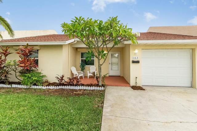 163 Christine Drive, Satellite Beach, FL 32937 (MLS #879453) :: Premium Properties Real Estate Services