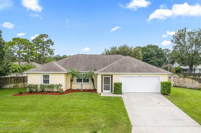 220 Peckham Street NE, Palm Bay, FL 32907 (MLS #879472) :: Engel & Voelkers Melbourne Central