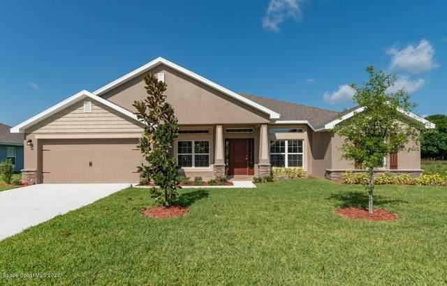 1761 Starfish Lane, Sebastian, FL 32958 (MLS #879487) :: Blue Marlin Real Estate
