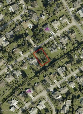 1062 Dolores Road NE, Palm Bay, FL 32907 (MLS #879538) :: Blue Marlin Real Estate