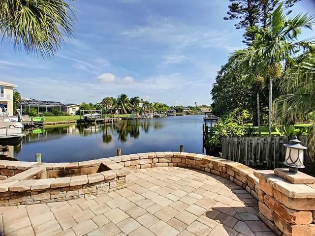 1 Yawl Drive, Cocoa Beach, FL 32931 (MLS #879546) :: Premium Properties Real Estate Services