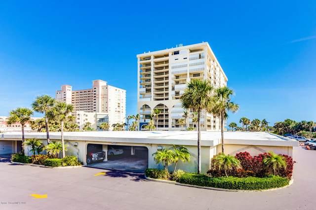 750 N Atlantic Avenue #607, Cocoa Beach, FL 32931 (MLS #879573) :: Premium Properties Real Estate Services