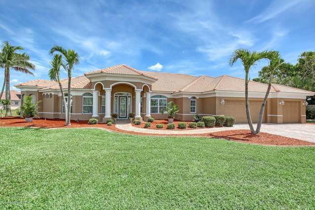 73 River Falls Drive, Cocoa Beach, FL 32931 (MLS #879576) :: Premium Properties Real Estate Services