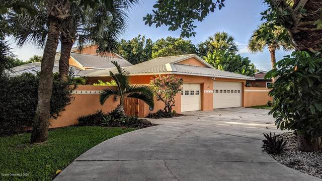 411 Oak Street, Melbourne Beach, FL 32951 (MLS #879586) :: Premium Properties Real Estate Services
