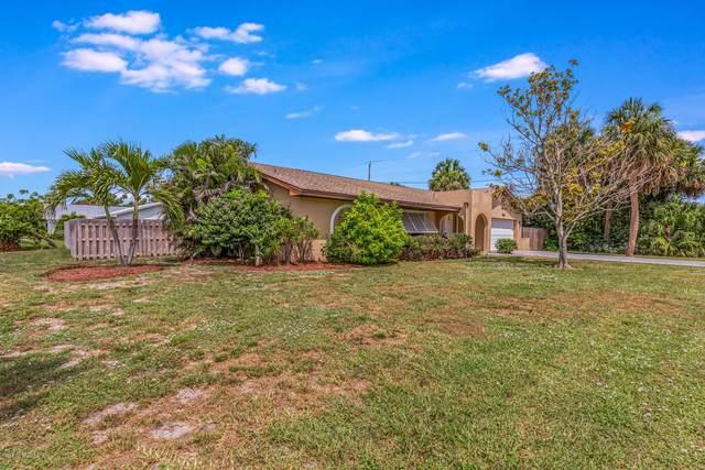 500 N Ramona Avenue, Indialantic, FL 32903 (MLS #879598) :: Blue Marlin Real Estate