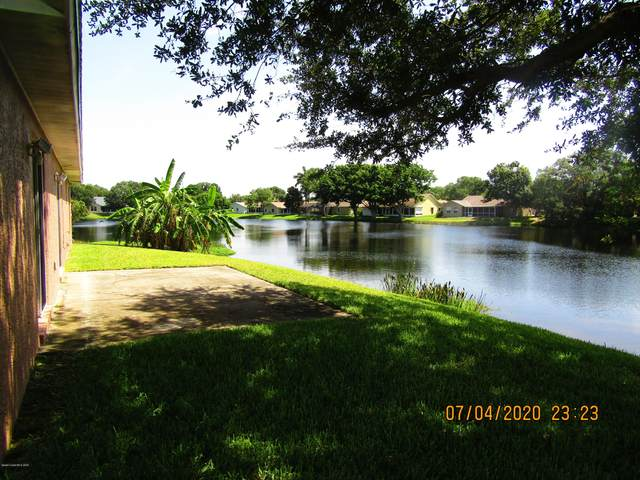 1455 Ambra Drive, Melbourne, FL 32940 (MLS #879609) :: Engel & Voelkers Melbourne Central