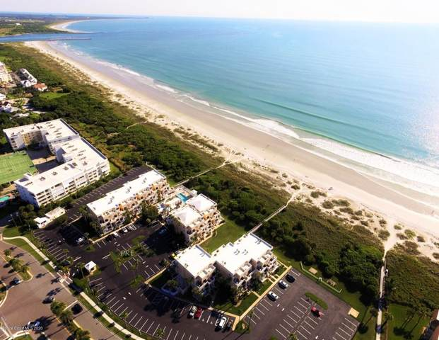 8600 Ridgewood Avenue #1210, Cape Canaveral, FL 32920 (MLS #879619) :: Engel & Voelkers Melbourne Central