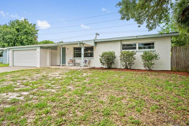130 Barbados Drive, Merritt Island, FL 32952 (MLS #879659) :: Blue Marlin Real Estate