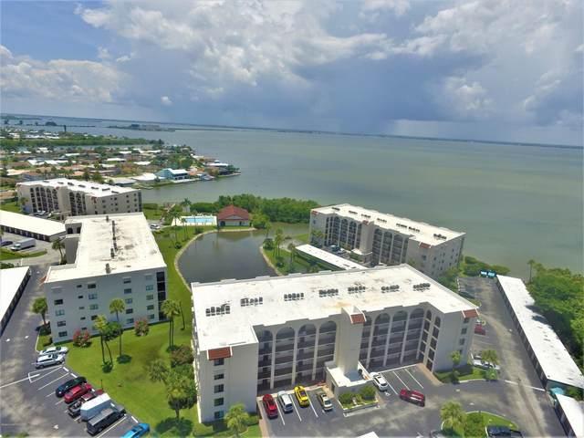 5805 N Banana River Boulevard #1143, Cape Canaveral, FL 32920 (MLS #879660) :: Premium Properties Real Estate Services