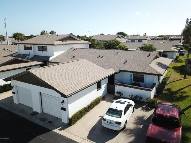 255 Paradise Boulevard #30, Melbourne, FL 32903 (MLS #879703) :: Blue Marlin Real Estate