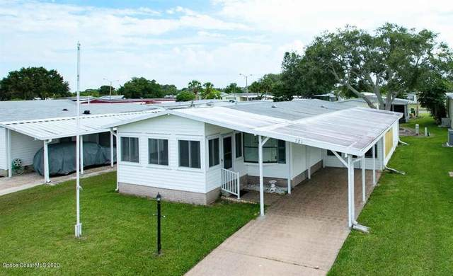 721 Silverthorn Court, Barefoot Bay, FL 32976 (MLS #879705) :: Blue Marlin Real Estate