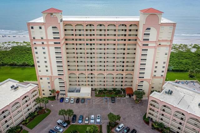 830 N Atlantic Avenue B504, Cocoa Beach, FL 32931 (MLS #879733) :: Premium Properties Real Estate Services