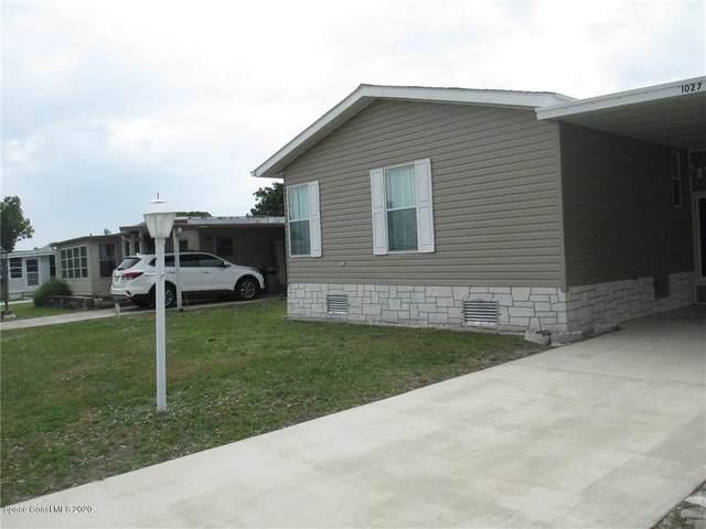 1027 Barefoot Circle, Sebastian, FL 32976 (MLS #879746) :: Coldwell Banker Realty
