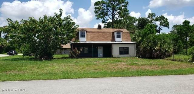 371 Ontario Street NW, Palm Bay, FL 32907 (MLS #879762) :: Blue Marlin Real Estate