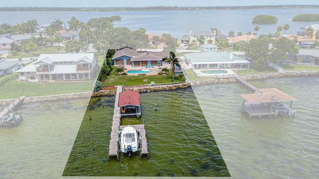 3114 Newfound Harbor Drive, Merritt Island, FL 32952 (MLS #879782) :: Blue Marlin Real Estate