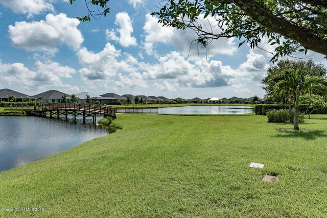 3136 Quint Drive, Melbourne, FL 32940 (MLS #879788) :: Coldwell Banker Realty