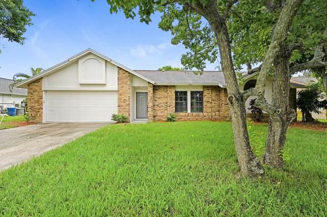 2917 Saint Marks Avenue, Melbourne, FL 32935 (MLS #879792) :: Blue Marlin Real Estate