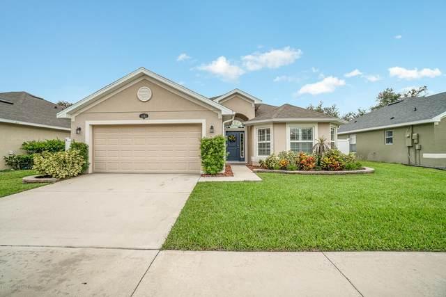 1567 Donegal Drive, Melbourne, FL 32940 (MLS #879817) :: Blue Marlin Real Estate
