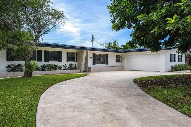 320 Eighth Avenue, Indialantic, FL 32903 (MLS #879825) :: Blue Marlin Real Estate