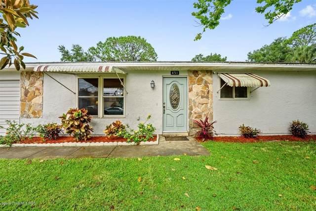 451 Empire Avenue NE, Palm Bay, FL 32907 (MLS #879828) :: Blue Marlin Real Estate