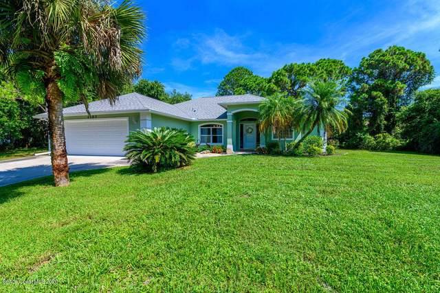4480 Horse Shoe Bend, Merritt Island, FL 32953 (MLS #879844) :: Premium Properties Real Estate Services