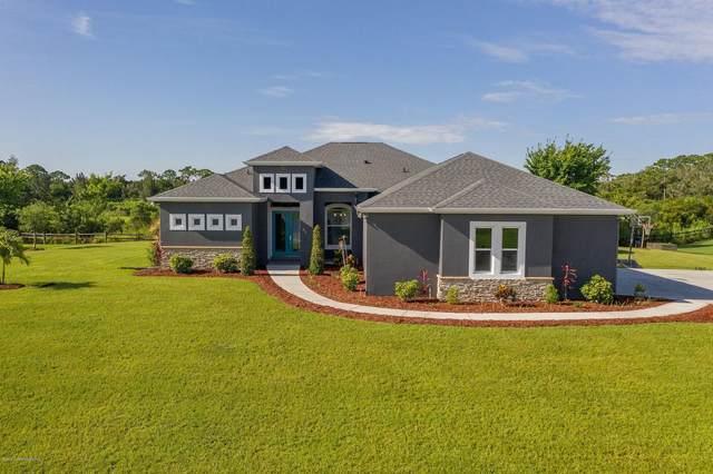 811 Environ Lane, Merritt Island, FL 32953 (MLS #879859) :: Blue Marlin Real Estate